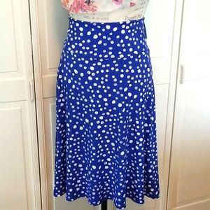 🤓🎒 Lularoe Azure Skirt